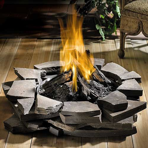 disadvantages of employing a gas fire pit quality outdoor products