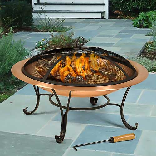 The 5 Golden Rules When Employing An Outdoor Fire Pit